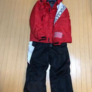 ジュニア スキーウェア ATOMIC 140