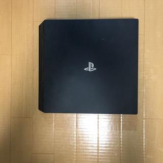 (募集中)PS4 pro 1TB コードとコントローラー2つ付き