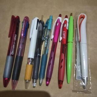 ボールペン未使用品セット