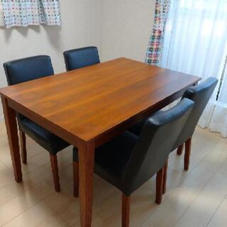 ダイニングテーブル 椅子セット 4人用