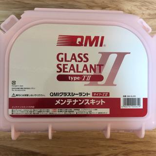 トヨタ 純正 QMIグラスシーラント メンテナンスキット