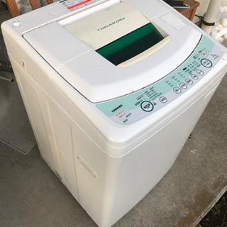 【決まりました】TOSHIBA 洗濯機 7kg
