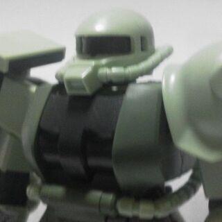 BANDAI HGUC 1/144 量産ザク 完成品