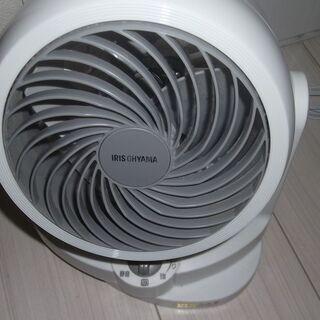 ★☆【取引中】完全処分 IRIS OHYAMA アイリスオーヤマ サーキュレーター オーヤマ 扇風機 送風機 PCF-HD15N★☆★の画像