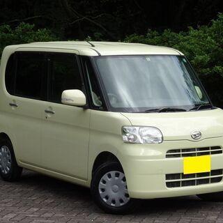 【ネット決済・配送可】極上!H22タントX実走8,8万キロ車検R...