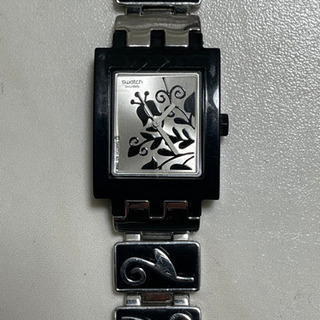 値下げしました⁉️レディースのSwatchの腕時計売ります…