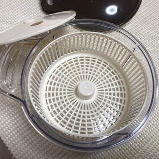 【中古】サラダスピナー - 生活雑貨