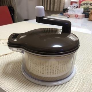 【中古】サラダスピナー