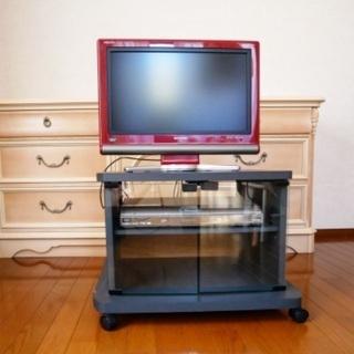SHARP AQUOS 液晶カラーテレビ、DVD、HDD