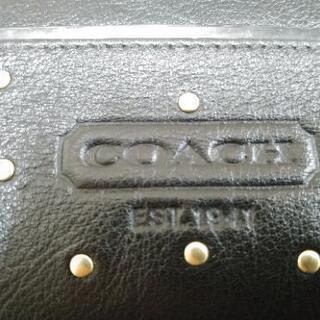 【ネット決済・配送可】COACH 2WAY バッグ