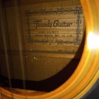 【取引中】寺田楽器 アコースティックギター − 静岡県