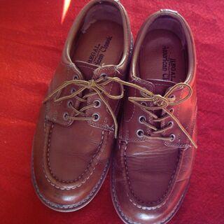 メンズ・リーガル革靴 24・5cm