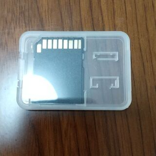 SDカードです。