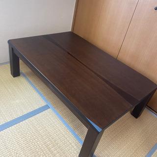 家具調こたつ 120×80