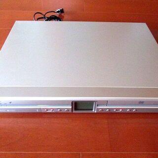 シャープ HDD DVD レコーダー DV-HR450 作動確認済み
