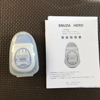 <9月末迄>SUNUZA HERO スヌーザヒーロー