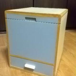【値下】(美品)薬箱・裁縫箱・コスメボックス