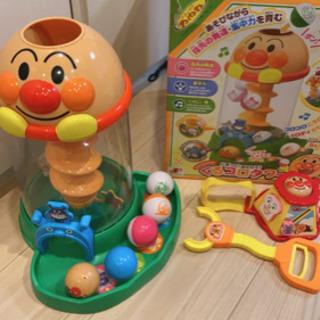 アンパンマン  くるコロタワー おもちゃ 3点セット