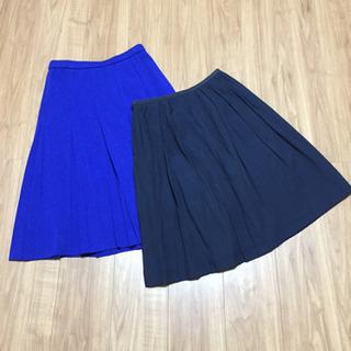 レナウン  J.PRESS  スカート 2枚セット