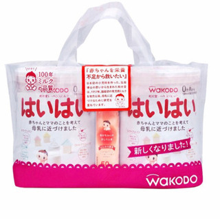はいはい【粉ミルク】【新品未開封】810g2缶+スティック10本...