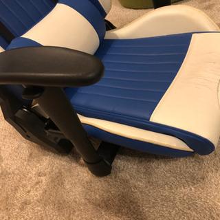 ゲーミングチェア、ゲーミング座椅子 ハンドメイドの画像