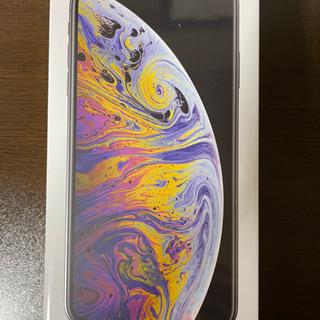 新品未使用SIMフリー iPhone Xs Max 256GB ...