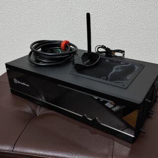 小型ホームシアターPC BDドライブ Ryzen搭載