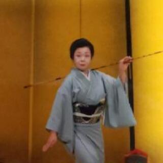花柳流の日本舞踊で身体を動かして筋肉作りストレッチ効果で程よい汗...