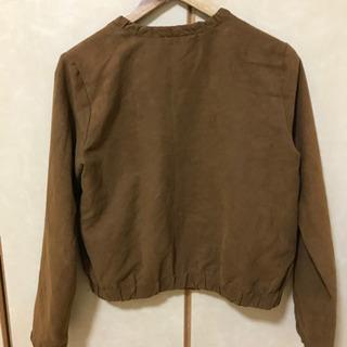 チャコール ジャケット Lサイズ
