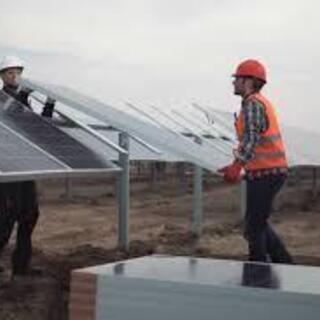 【追加募集】太陽光パネル設置組立の作業員 未経験、無資格でも日給...