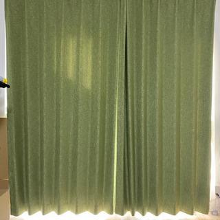 カーテン&レースカーテン 100×190  2セット