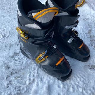 子供スキー靴 ブーツ23の画像