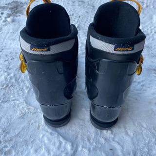 子供スキー靴 ブーツ23 - 売ります・あげます