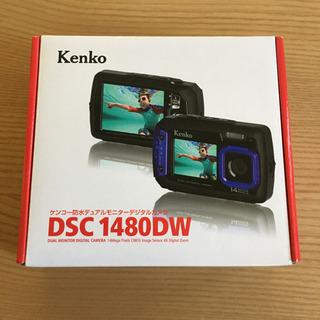 防水・耐衝撃デジカメ Kenko DSC1480DW