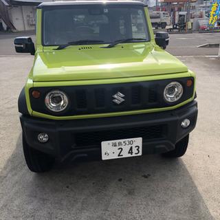 ジムニー シエラ JMNY SIERA 4WD キネティックイエ...