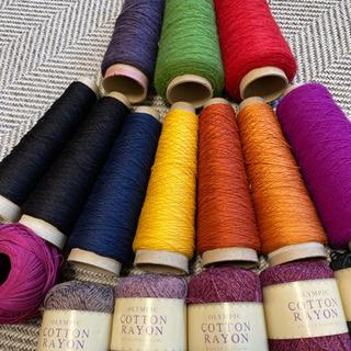 毛糸 刺繍糸など色々 まとめて - その他