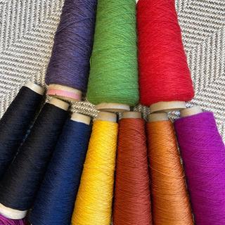 毛糸 刺繍糸など色々 まとめて - 売ります・あげます