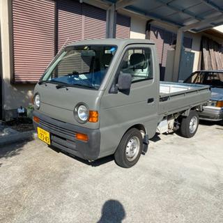スズキ キャリィトラック H8年式 走行6.6万キロ
