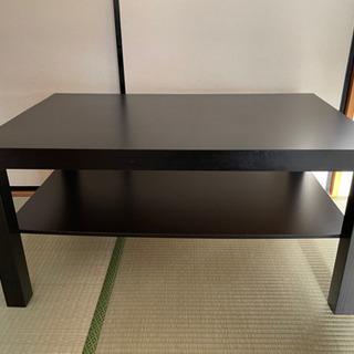 【0円】IKEA LACK 14729 イケア ラック コーヒー...