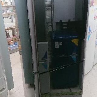 【クリーニング済】三菱256L 2ドア冷凍冷蔵庫「MR-HD26...