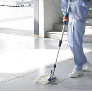 【定期清掃】週1~3回オフィスビルの清掃業務