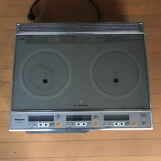 Panasonic IHクッキングヒーター KZ-KG22C