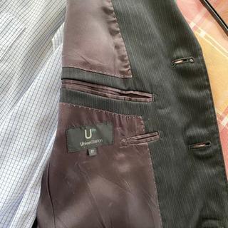 ジュニア 卒業式 フォーマルスーツ上下+シャツ・ネクタイ4点セット - 服/ファッション