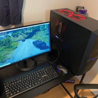 ゲーミングPC ガレリアZJ,GTX1080ti,i7 8700...