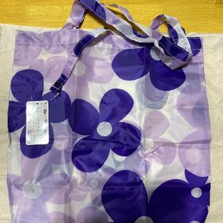 エコバック 薄い紫
