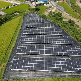 (日払い、週払い可)未経験大歓迎! 太陽光発電施工 手元作業