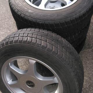 スタッドレス 195/65R15 タイヤ・ホイール4本セ…