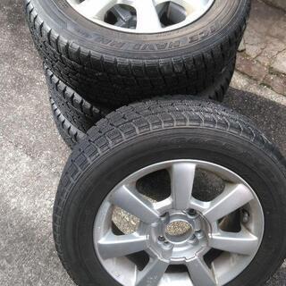 スタッドレス 175/65R14 タイヤ・ホイール4本セット