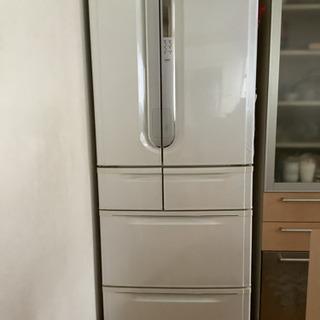 【ネット決済】冷蔵庫譲ります(1月12日までに連絡要)
