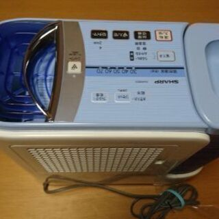 【値下げ】SHARP 加熱気化式加湿器 HV-W50CXです